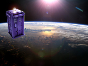 Tardis into Orbit